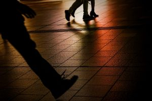 【繁華街】香川県高松市の夜の街をナビゲーションする